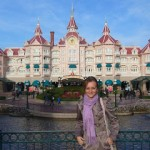 Paris jour 2, Disneyland-visele din copilărie