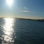 Marea în decembrie-Palavas