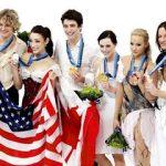 Podiumul olimpic la dans