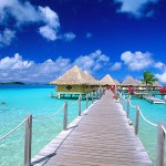 Dreaming at Bora Bora