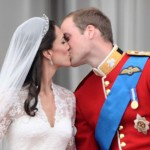 Will, Kate, London, Royal Wedding, Royal Kiss, Beautiful