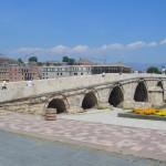 Skopje la 40 de grade în aer