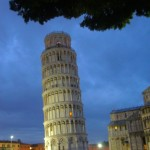 Pisa Romantica (ce poti face într-o seara ploioasă la Pisa)