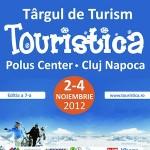 Touristica, 2-4 noiembrie 2012, Polus Center, Cluj-Napoca