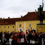 1 decembrie la Alba Iulia