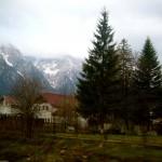 Munții noștri (Răsărit la Bușteni)