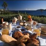 Mic dejun în aer liber (mic dejun inspirațional)