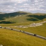 Drumul Regelui, șoseaua de la 2145 m