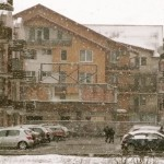 Clujul nu e sub cod galben, a nins, atâta tot!