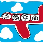 Călătoria copilului cu avionul (sfaturi de la Supernanny)