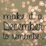 De călătorit, de citit, de trăit… în decembrie