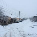 Drumul cel mai scurt… prin munți, prin iarnă, spre casă