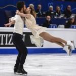 Finalul unui sezon romantic în patinajul artistic