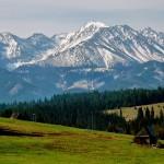 Vederi din Munții Tatra