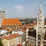 Eurotrip 2015: Munchen, prima întâlnire cu Germania