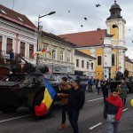 1 decembrie la Cluj-Napoca