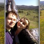 Dealul Lazului și prima plimbăreală de primăvară a anului