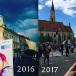Zilele Clujului 2016 vs. 2017 și niște concluzii