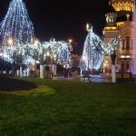 Cluj Christmas Lights 2010