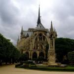 De Notre Dame a Sacre Coeur