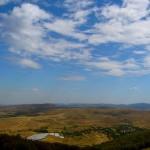 Cetatea Lita, o splendoare în mijloc de codru