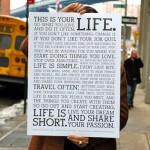 8 mesaje pentru călătorul din fiecare