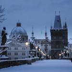 Iarna în Europa
