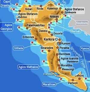 Corfu 11 Locuri De Neratat Pe Cea Mai Verde Insulă Grecească Bialog