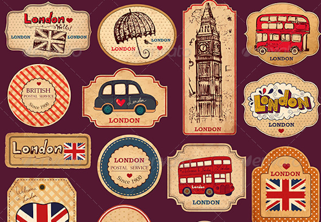 Travel-Vectors-london-symbols