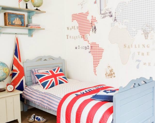 wallpaper-map-travel-kids-room
