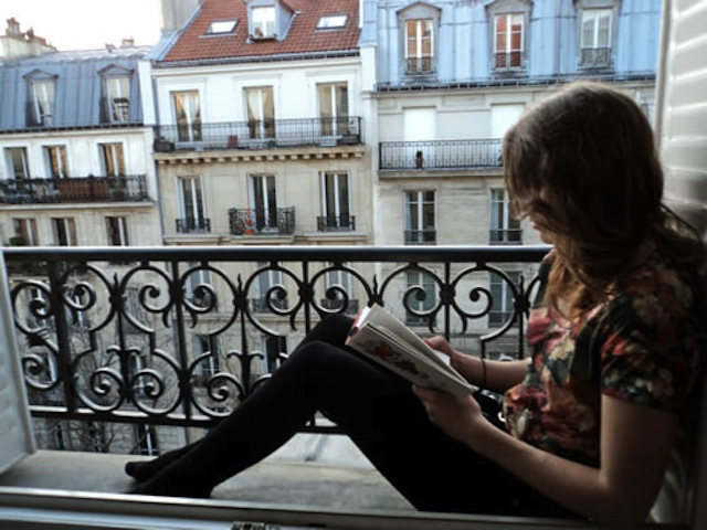 study-paris-reading