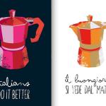 Caffe Italiano (inspirație de pe o pagină de facebook)