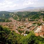 Deasupra Brașovului (foto-eseu)