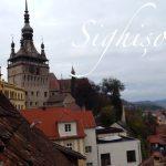 Weekend medieval (I): doamna toamna la Sighișoara